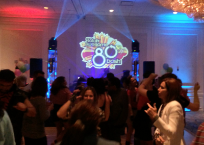 80s Theme Fundraiser Event