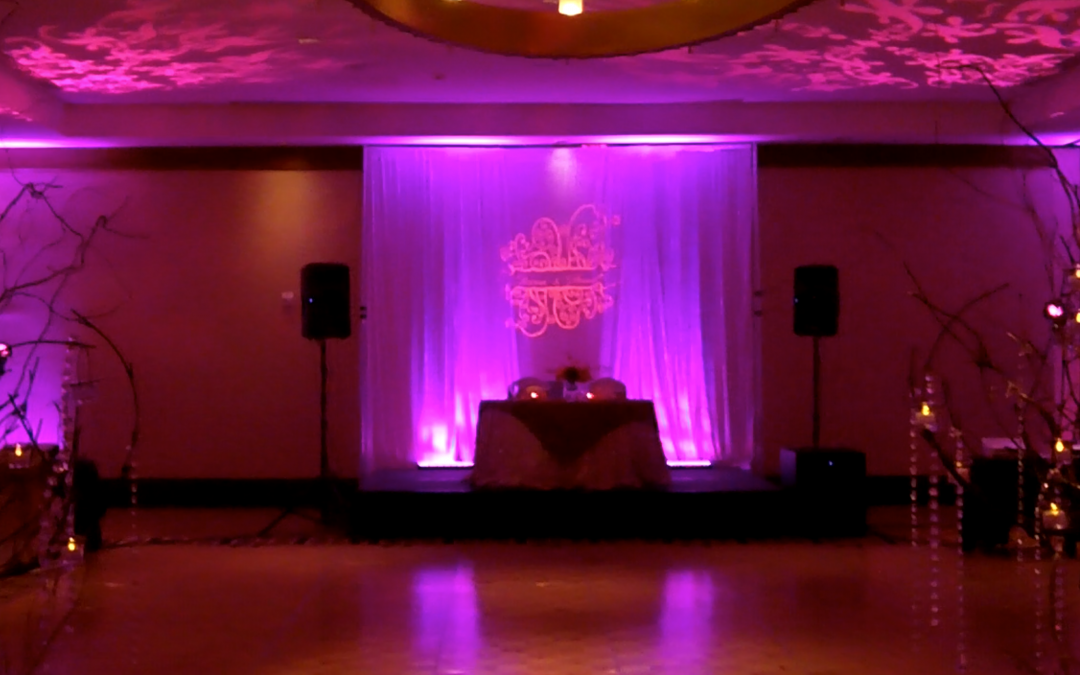 Wedding at Double Tree Hotel